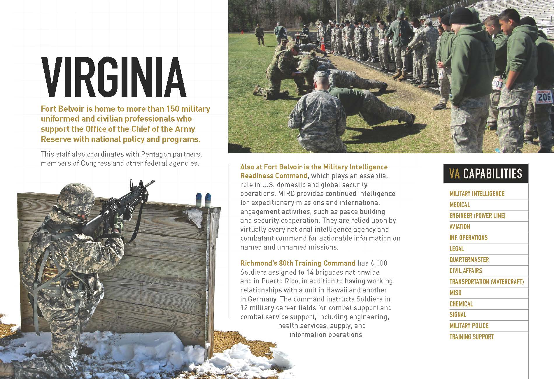 U.S. Army Reserve > Featured > Ambassador Program > Find an ...