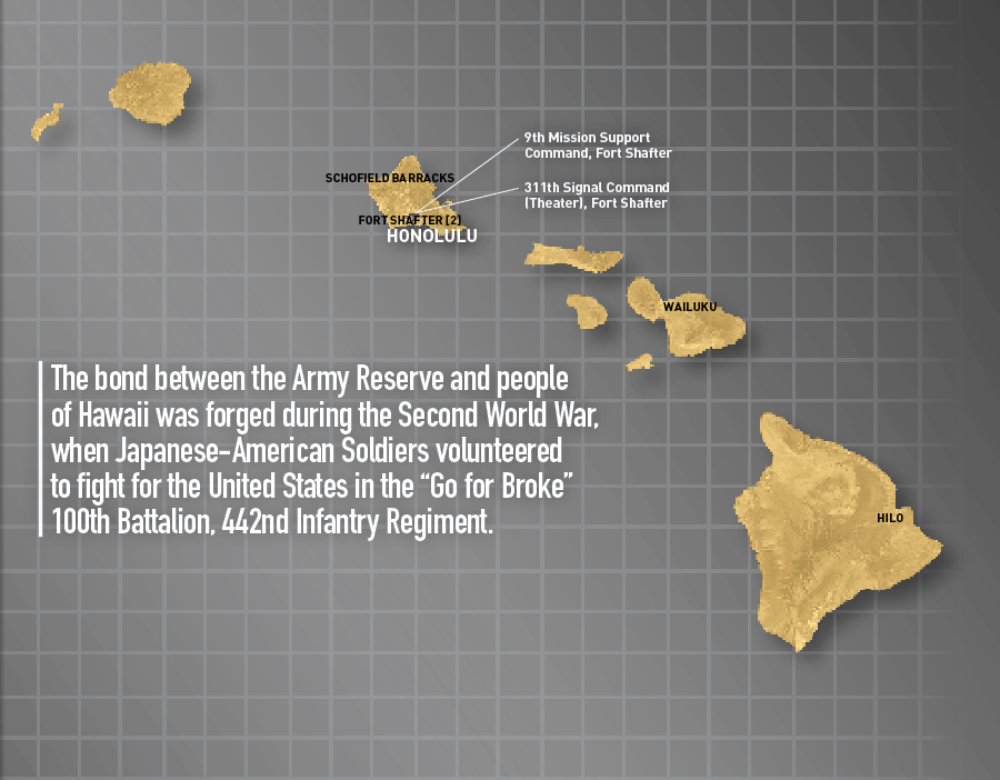 U.S. Army Reserve > Featured > Ambador Program > Find an ... Kr Schofield Barracks Map on