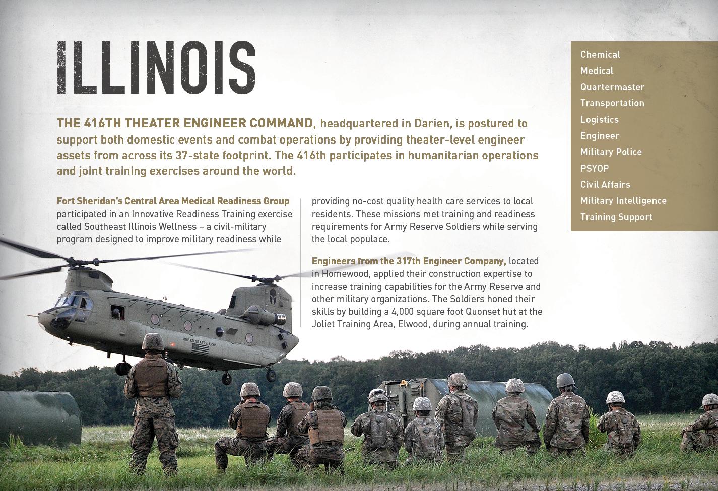 U S Army Reserve Featured Ambassador Program Find An Ambassador Illinois