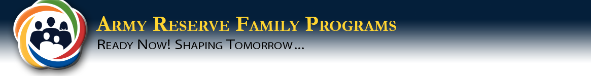 Army Reserve Family Programs