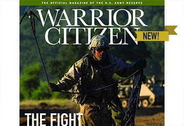 Warrior Citizen magazine cover