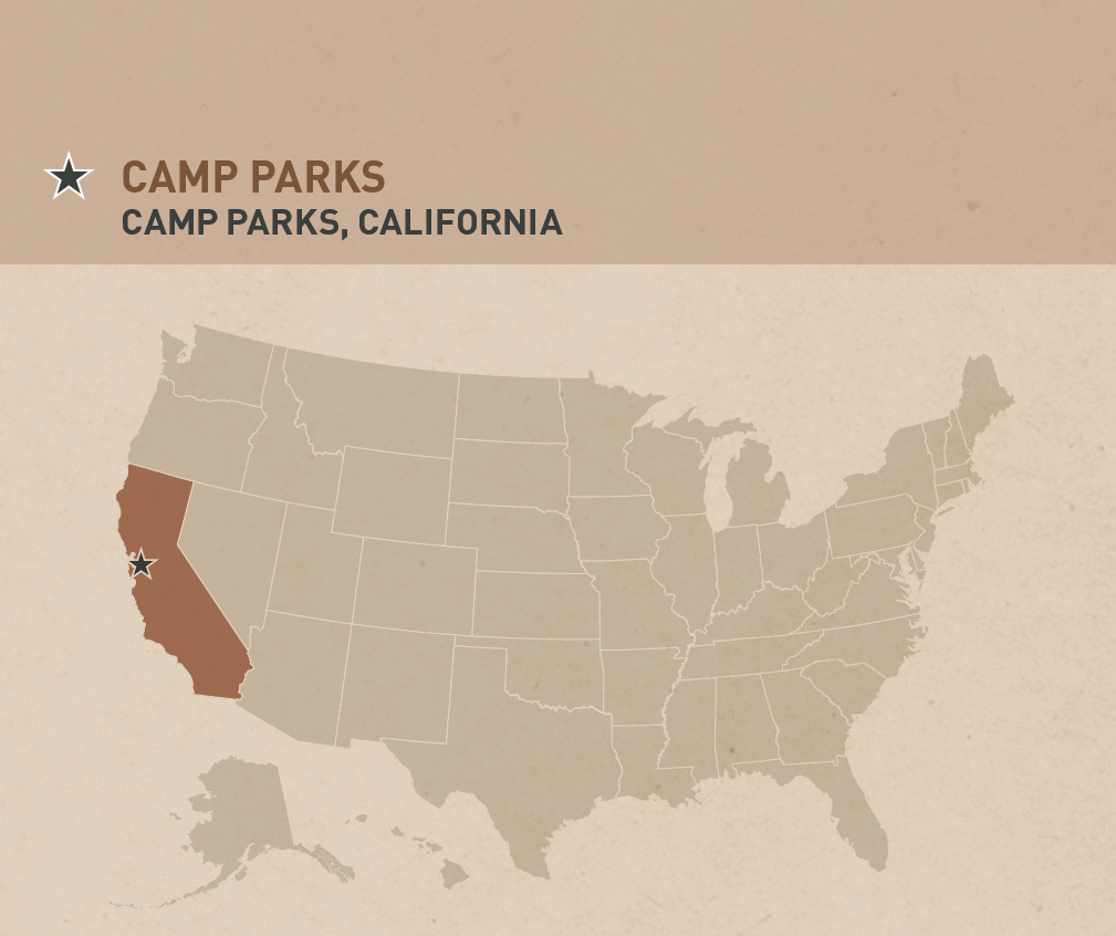 Camp Parks Main on