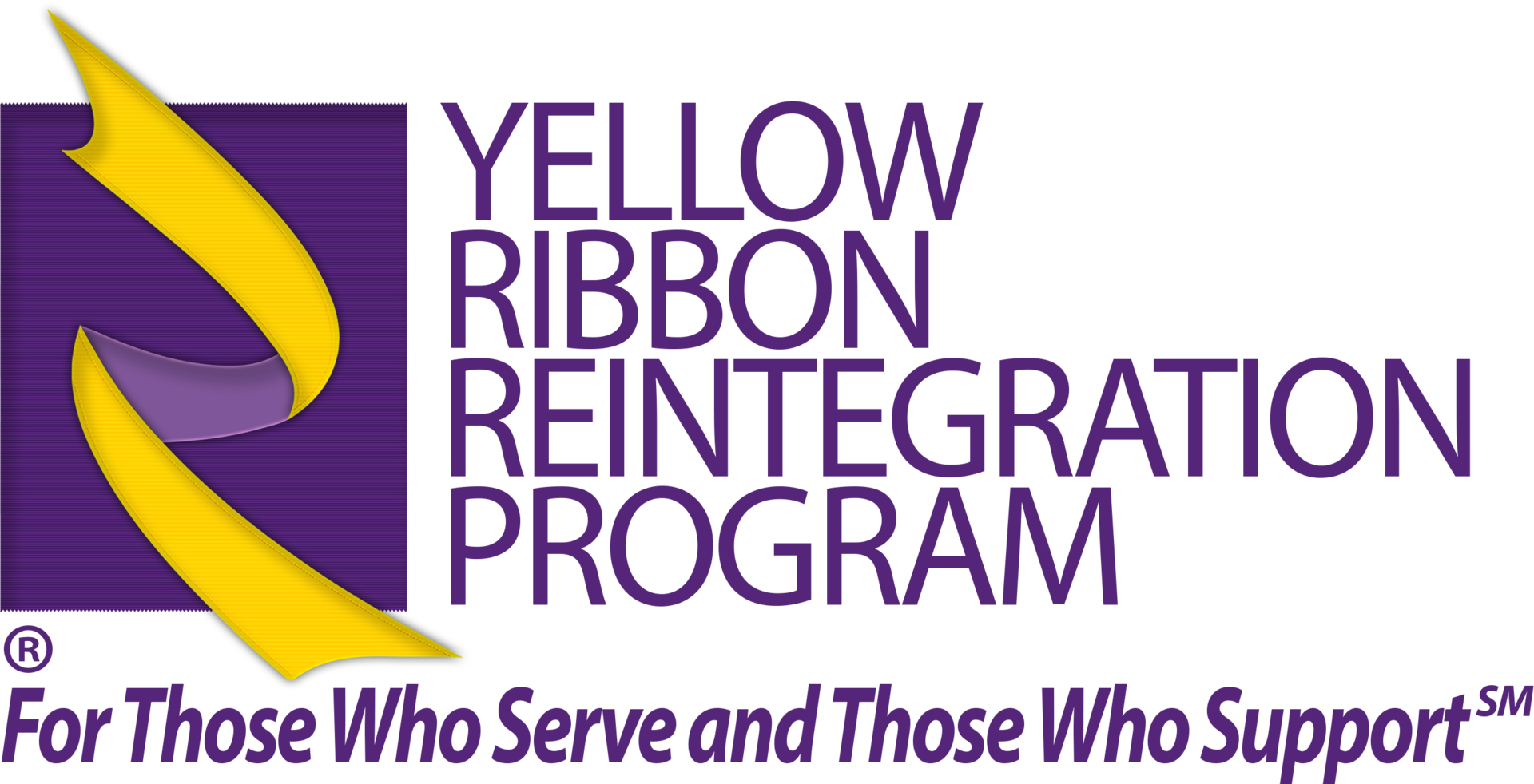 Yellow Ribbon Reintegration Program logo