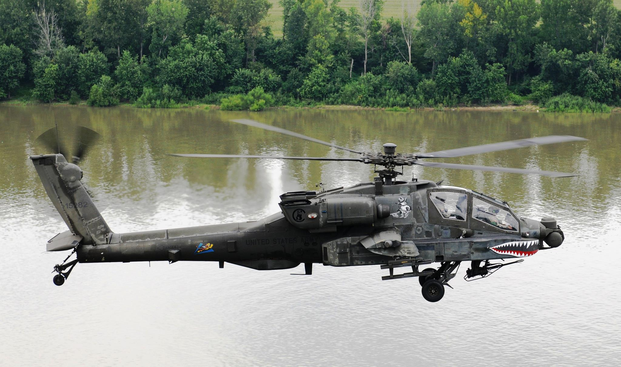 UH-60 Blackhawk Assault Helicopters