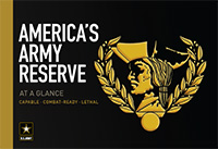 Army Reserve At A Glance