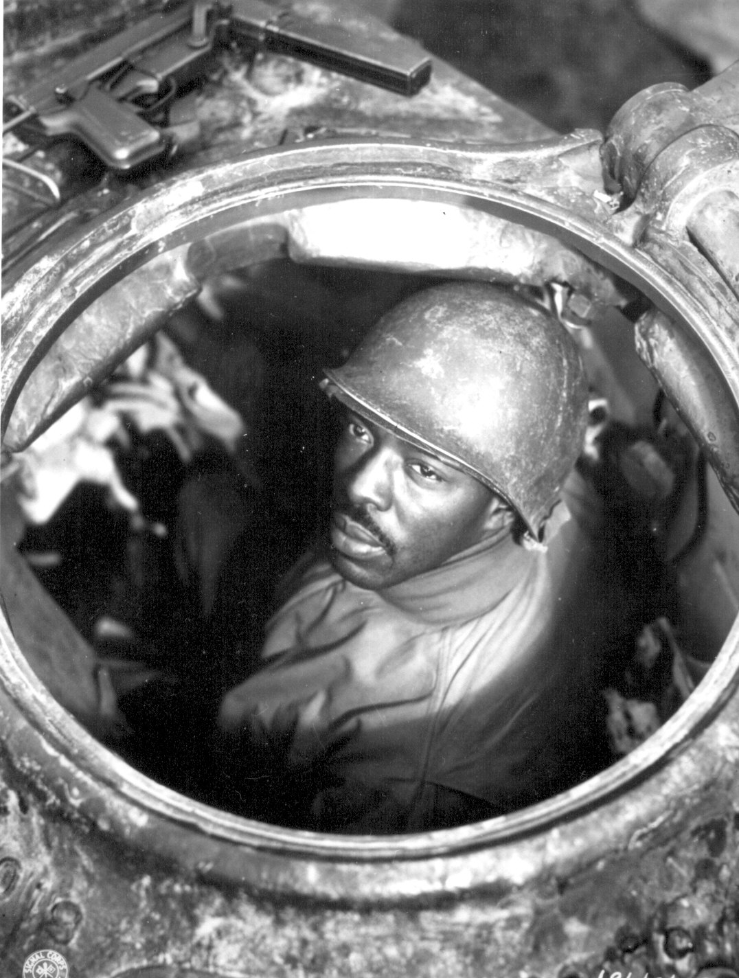 African-Americans in World War II