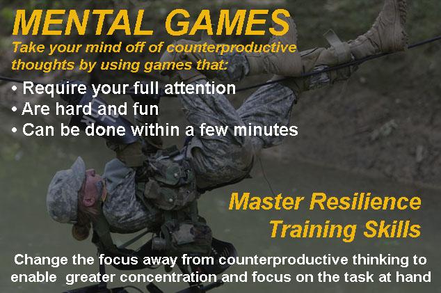 Master Resilience Training