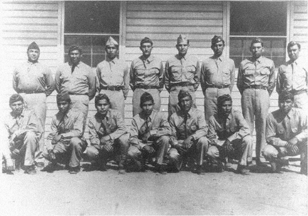 Army Code Talkers